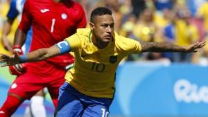 Wie Neymar Brasilien neue Hoffnung geben will