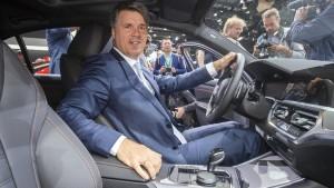 BMW spart bequem