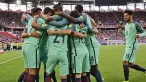 Portugal auf Halbfinal-Kurs