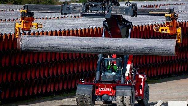 Milliardenbußgeld gegen Gazprom verhängt