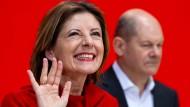 Populärer als ihre Partei: Ministerpräsidentin Malu Dreyer