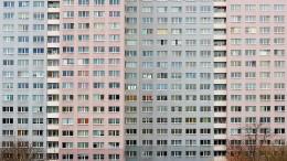Deutschland hat weniger Sozialwohnungen