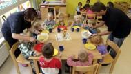 Für den Ausbau der Kindergärten und Kindertagesstätten fehlen die Fachkräfte