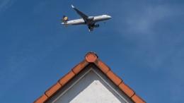 Kein zusätzlicher Lärmschutz für Flughafen-Anwohner