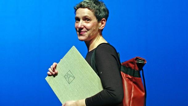 Felicitas Hoppe hat den Büchner-Preis bekommen