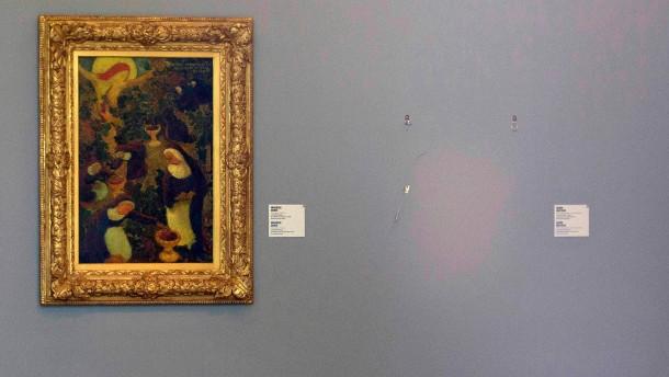 Fast sieben Jahre Haft für Rotterdamer Kunstdiebstahl