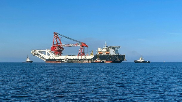 Amerika will erste Sanktionen wegen Nord Stream 2 verhängen
