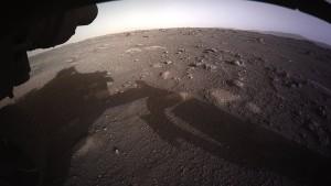 Nasa-Rover schickt Videos und Audio-Aufnahmen