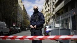 Schüsse vor Krankenhaus in Paris – ein Toter und eine Verletzte