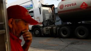 Greifen die Vereinigten Staaten militärisch in Venezuela ein?