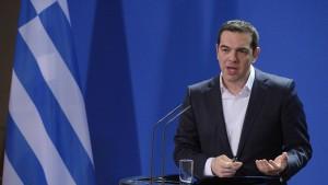Athen: Schuld sind  EU und IWF
