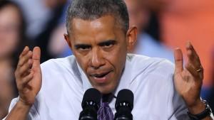 Republikaner stimmen für Klage gegen Obama