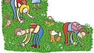 Fête du Muguet: Statt Bärlauch zu essen, lieber das Maiglöckchen feiern