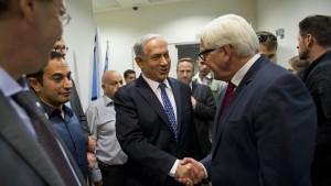 Nur Israels Waffen schwiegen