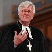 Die großen Kirchen sollen sich absprechen: Bedford-Strohm im Dezember 2020