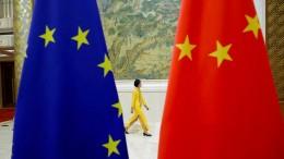 EU verschärft Kontrolle ausländischer Investitionen