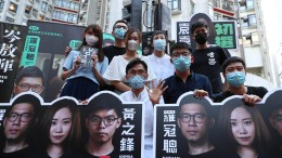 """China bezeichnet Vorwahlen der Opposition als """"schwere Provokation"""""""