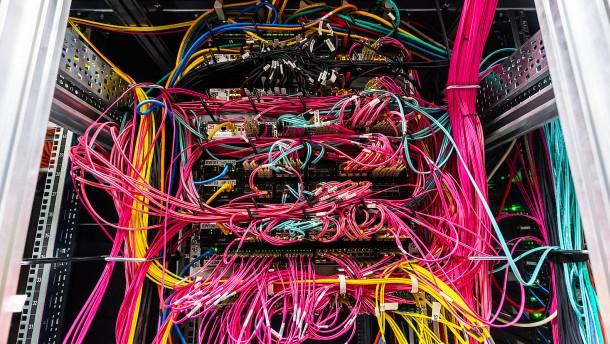 Eine Drei im Fach Digitalisierung