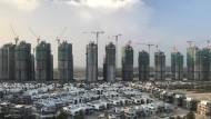 Unbezahlbar für die meisten Malaysier: Das Immobilienprojekt Forest City ist dem Ministerpräsidenten des Landes ein Dorn im Auge.