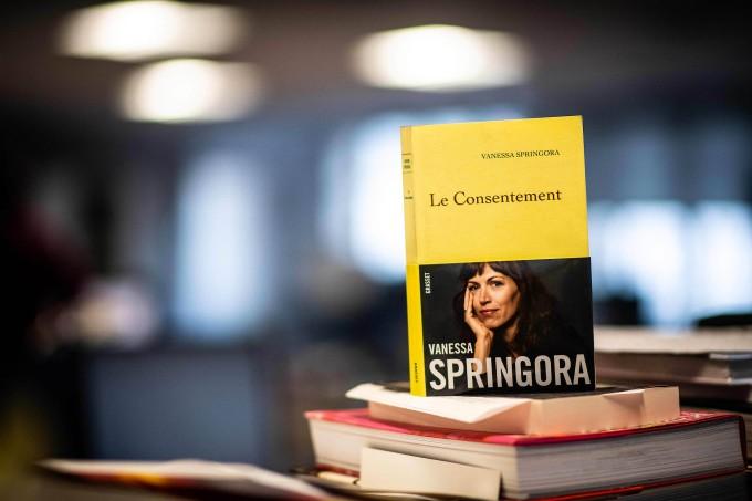 """In """"Le Consentement"""" veröffentlicht Vanessa Springora ihre Version der Geschichte."""