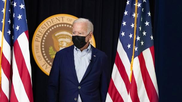 Biden warnt vor weiterem Anschlag
