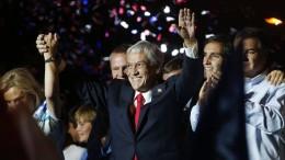Milliardär Piñera gewinnt Präsidentschaftswahl