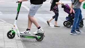 Neue Regeln für die E-Scooter