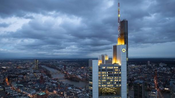 Der Commerzbank droht der Rauswurf aus dem Dax