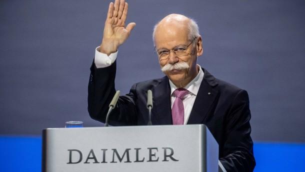 Adieu Daimler