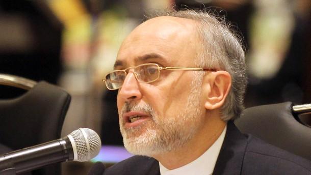 Rohani ernennt  Salehi zum  Atomchef