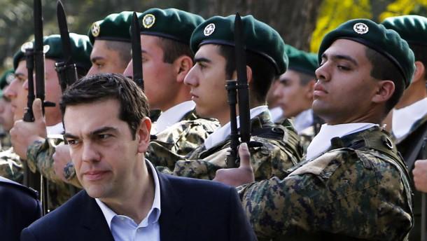 Tsipras: Euro-Austritt würde Südosteuropa gefährden