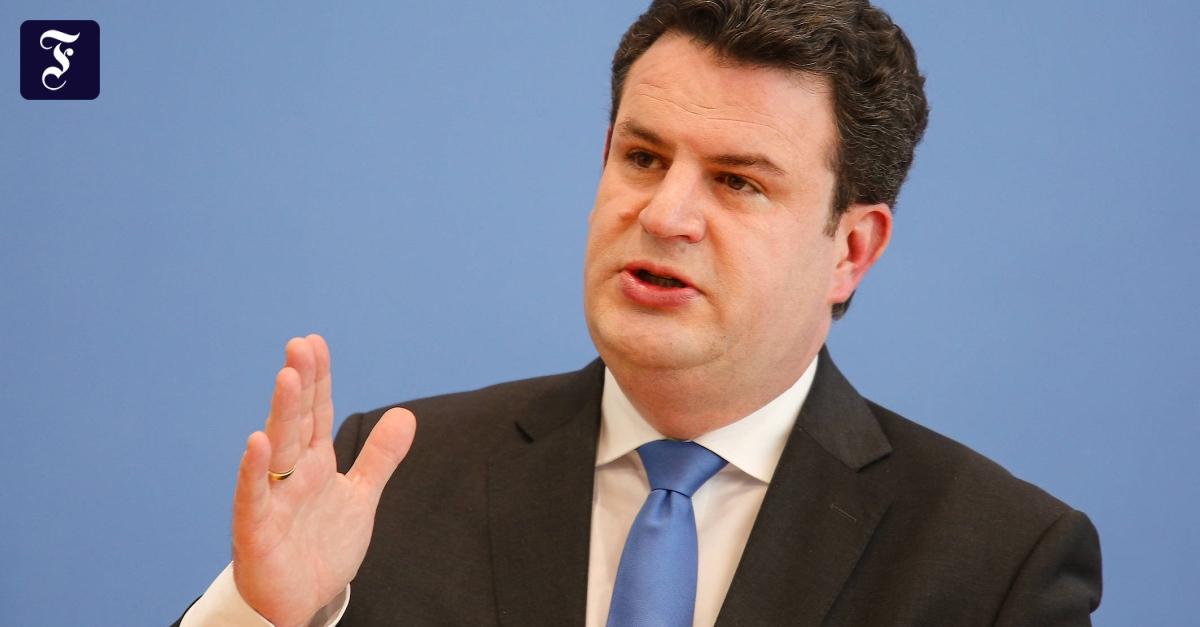 Arbeitsminister Heil: Mögliche Anhebung des Kurzarbeitergeldes
