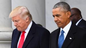 Weißes Haus entschuldigt sich für Abhör-Vorwürfe bei britischem Geheimdienst