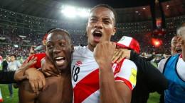 Peru löst das letzte WM-Ticket für Russland