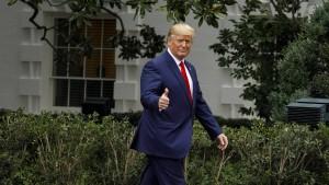 Wie viel vertuscht die Trump-Regierung?