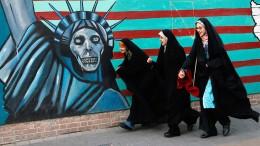 Vereinigte Staaten müssen Sanktionen gegen Iran teilweise aufheben