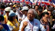 Anti-Regierungsproteste in Thailand dauern an