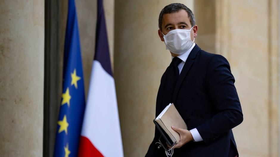 Frankreichs Innenminister Gerald Darmanin
