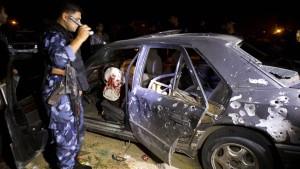 Salafistenführer bei israelischem Luftangriff getötet