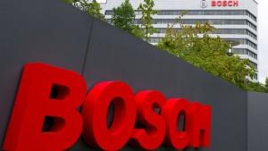 Strafrechtliche Ermittlungen gegen Bosch