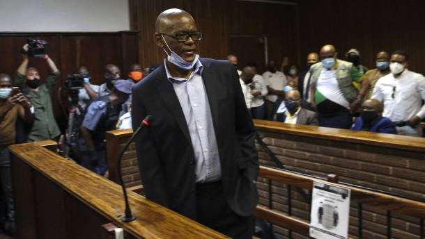 Ramaphosa zieht Konsequenzen