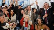 Nach 36 Jahren: Argentinierin findet geraubten Enkel
