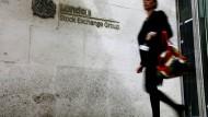 Börsenkorrektur sorgt für Inflationssorgen in London