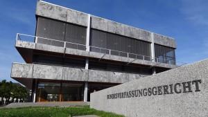 Verfassungsgericht urteilt zu Meinungsfreiheit