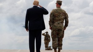 Trump muss auf seine Militärparade warten