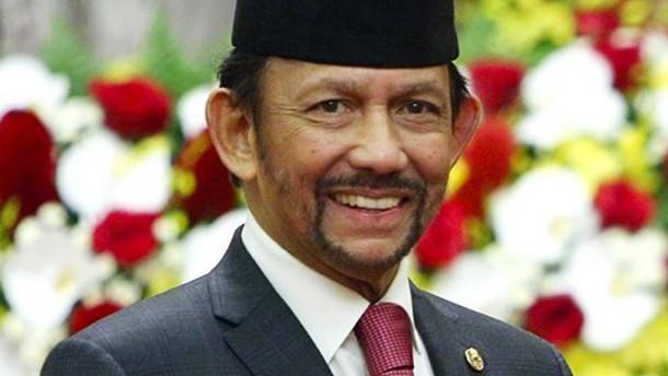 """Brunei fordert """"Toleranz"""" für Todesstrafe gegen Homosexuelle"""
