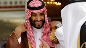 Bundesregierung genehmigt Waffenexporte an Saudi-Arabien