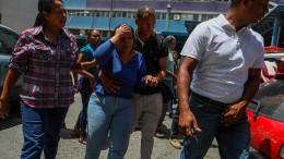 Mindestens 17 Menschen sterben in Club in Venezuela