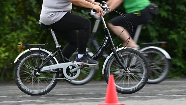Wie Erwachsene Radfahren lernen können