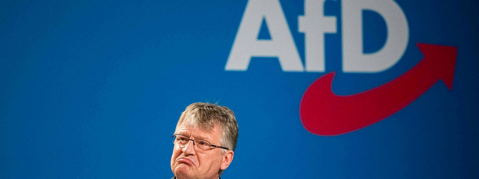 Meuthen zum Auftakt des AfD-Parteitags